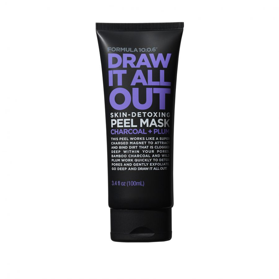 Draw It All Out Mask