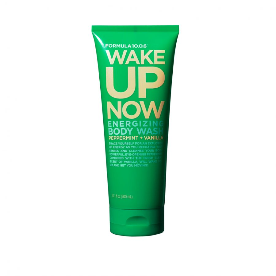 Wake Up Now Shower Gel