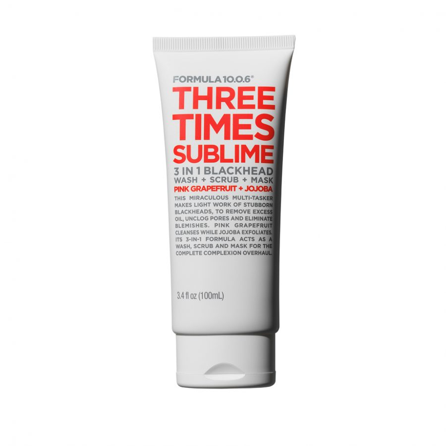 Three Times Sublime Mask