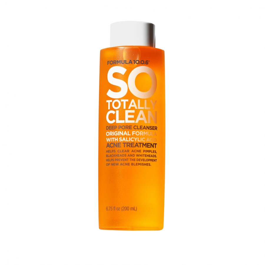 So Totally Clean Cleanser
