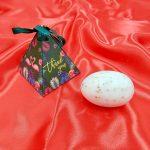 Honey-Lavender Egg Soap