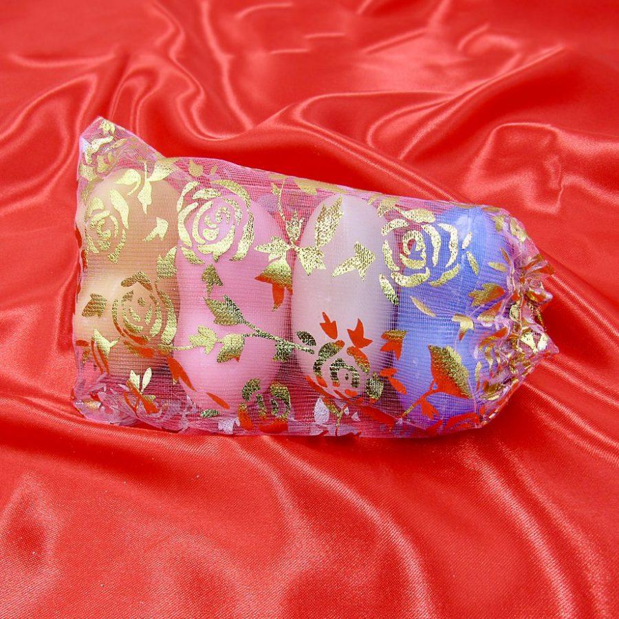 Heart Soaps Gift Bag