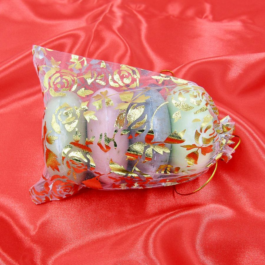 Round Soaps Gift Bag