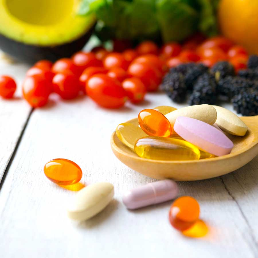 Vitamins & Wellness